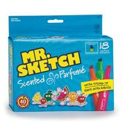 Mr. Sketch Scented Markers (pack of 18)