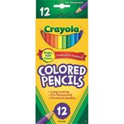 Crayola� Colored Pencils  (box of 12)