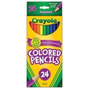 Crayola� Colored Pencils  (box of 24)