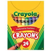 Crayola� Regular Size Crayons  (pack of 24)