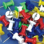 Push Pins  (box of 100)