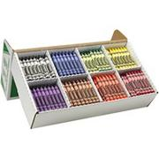 Crayola Large Crayon Classpack  (box of 400)