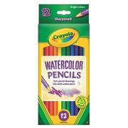 Crayola Watercolor Pencils  (box of 12)