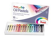 Pentel Oil Pastel Sets (set/16)