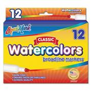 Liqui-Mark Watercolor Markers (pack of 12)