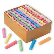 Color Splash! Giant Box of Sidewalk Chalk (box of 126)