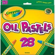 Crayola� Oil Pastels  (set of 28)