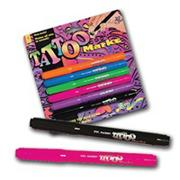 Body Doodler Tattoo Markers (pack of 6)