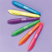 Color Splash!� Jumbo Highlighters  (pack of 6)