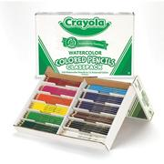 Crayola� Watercolor Pencils Classpack� (pack of 240)