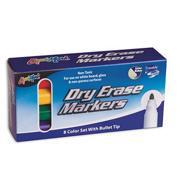 Liqui-Mark Dry Erase Markers  (set of 8)