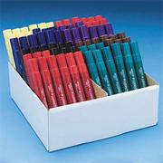 Color Splash! Permanent Markers PlusPack (pack of 72)