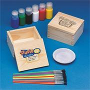 Studio GO! Game Show Boxes Craft Kit (makes 12)