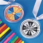 GO Serve! Color-Me� Medal Craft Kit (makes 12)