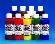 Color Splash!Glass Stain, 8 oz Bottle