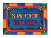 """Sweet Home"" Large Sun Scenes"