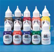 Color Splash!��Glass Stain 1 oz.  (pack of 10)