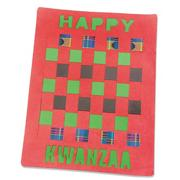 Kwanzaa Weaving Mat Craft Kit (makes 12)