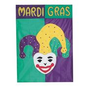 Mardi Gras Flag