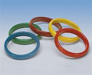 Plastic Throw Rings  (pack of 12)