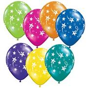 Shooting Stars Balloons  (pack of 100)