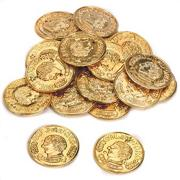 Gold Coins  (pack of 144)