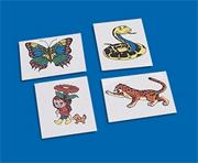 Tattoos  (pack of 72)