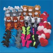 Small Plush Toy Easy Pack