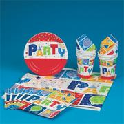 Party Tableware Pack