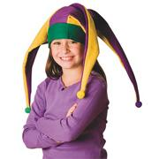 Mardi Gras Jester Hat