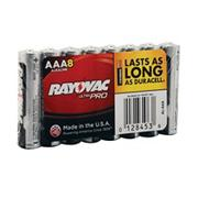 Rayovac Alkaline Batteries