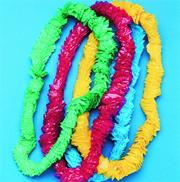 "2"" Festive Party Leis  (pack of 72)"