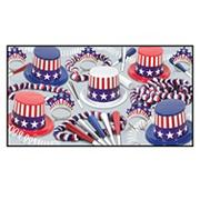 USA Party Easy Pack for 50