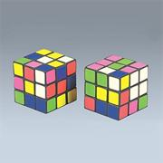 Mini Magic Cube Puzzles  (pack of 12)