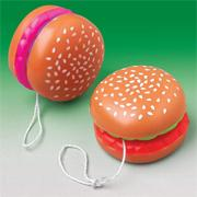 Hamburger Yo-Yos (pack of 12)