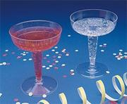 Champagne Glasses  (pack of 25)