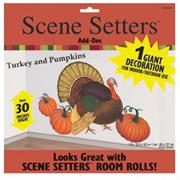 Giant Turkey Scene Setter