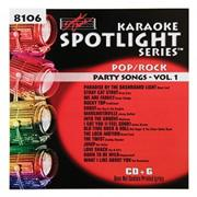 Party Songs Karaoke CD+G