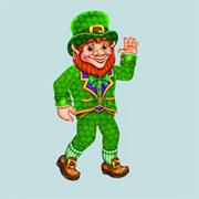 33&quot; Jointed Leprechaun