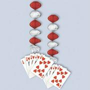 Casino Danglers  (pack of 2)