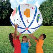 Color-Me Beach Ball, 48&quot;