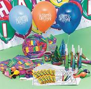 Birthday Party Easy Pack For 12