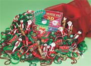 Christmas Novelty Easy Pack (pack of 100)