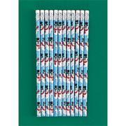 Snowman Pencils  (pack of 12)