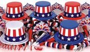 Patriotic Assortment Easy Pack for 50