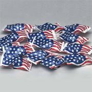 US Flag Wrapped Buttermints  (bag of 50)