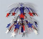 Patriotic Cascade Centerpiece  (pack of 6)