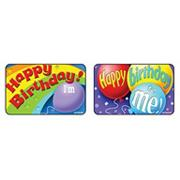 Birthday Badges (pack of 30)
