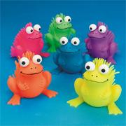 Froggy Puffer Balls (pack of 6)