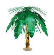 Foil Palm Tree Centerpiece  (pack of 6)